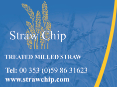 Straw Chip Treated Milled Straw